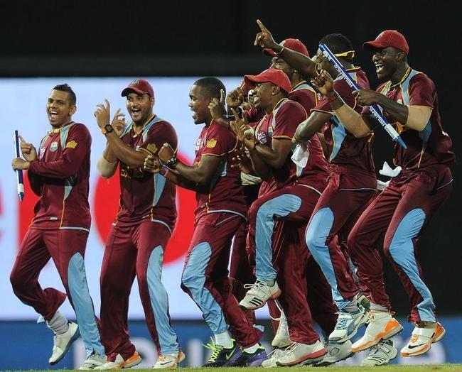 Wild Dances in Sports