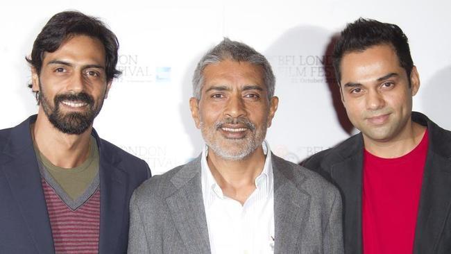 Prakash Jha, Abhay Deol, Arjun Rampal