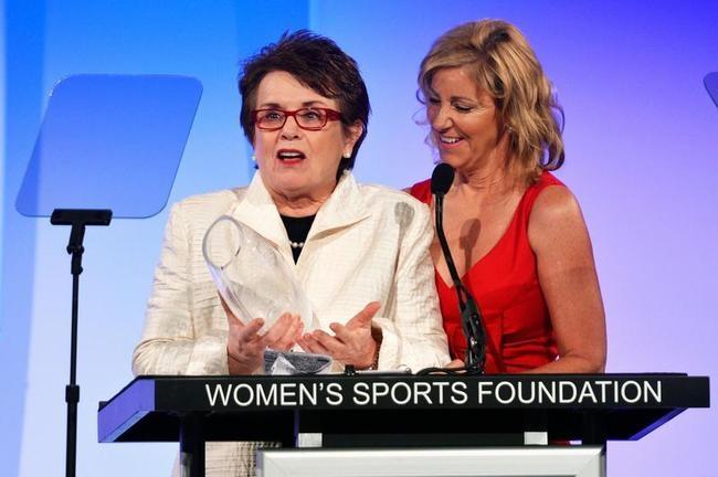 Saluting Women in Sports
