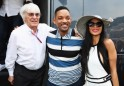 Celebrities Love Formula One