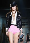 DSquared2 - Runway - Milan Fashion Week Womenswear S/S 2013