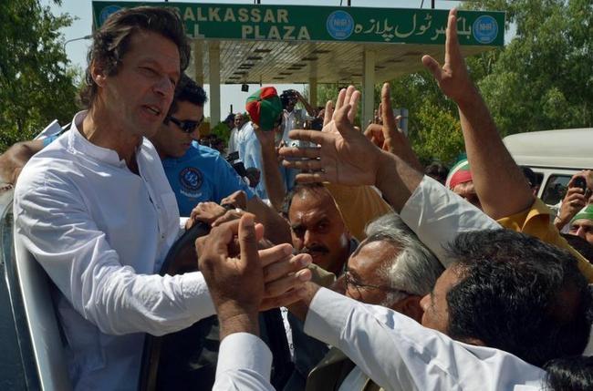 Runner Up-Imran Khan