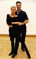Michael Vaughan Takes Up Dancing