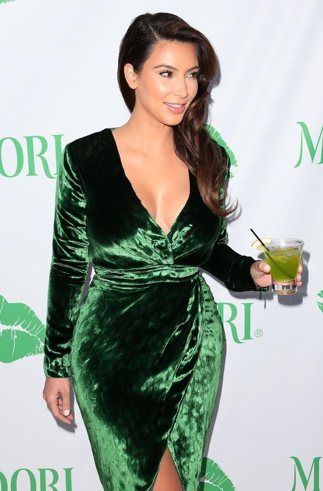 Kim Kardashian Hosts Midori Makeover Parlour