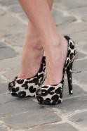 Louis Vuitton: Arrivals - Paris Fashion Week Womenswear Spring / Summer 2013