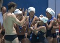 Michael Phelps Takes Up Coaching