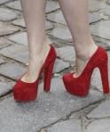 Louis Vuitton: Outside Arrivals - Paris Fashion Week Womenswear Fall/Winter 2012