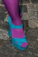 Miu Miu: Outside Arrivals - Paris Fashion Week Womenswear Spring / Summer 2013