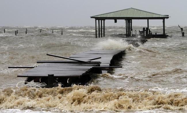 Hurricane Isaac (August 2012)