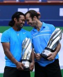 Paes-Stepanek Win, Bhupathi-Bopanna Lose