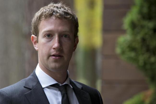 Facebook Co-Founder and CEO Mark Zuckerberg