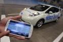 Smart phone parks car!