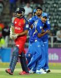 Lions gulp Mumbai Indians