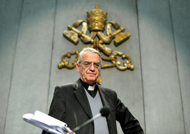 VATICAN-RELIGION-POPE-TRIAL