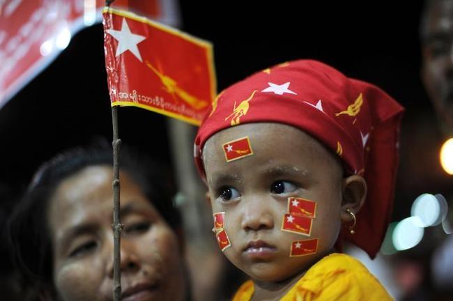 MYANMAR-US-POLITICS