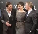 Berenice Marlohe, Daniel Craig, Javier Bardem