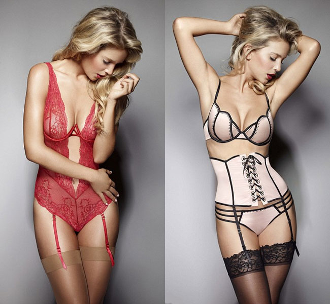 Lopilato is a very famous star from South America and has been known  Lingerie giant 'Ultimo's face since many years. Ultimo is launching its latest luxury collection called the 'Black Label Collection'.