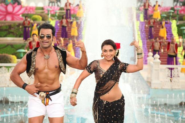Rani Mukerji and Prithviraaj