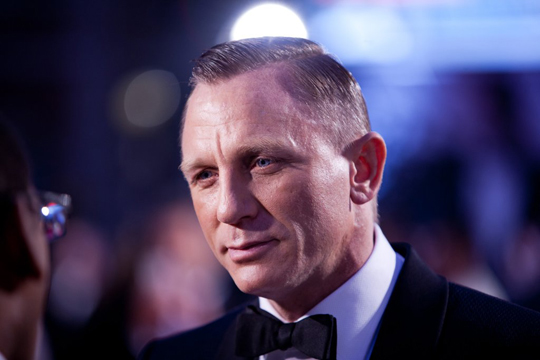 Royal World Premiere of Skyfall held in London on 24th October.