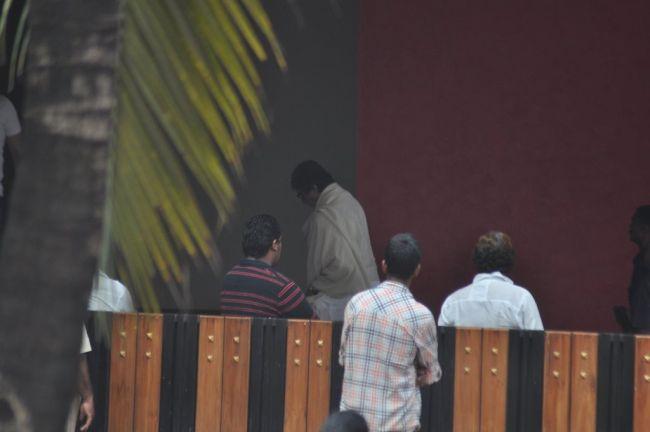 Amitabh Bachchan (Photo: Viral Bhayani)
