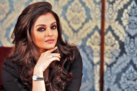 Aishwarya Rai Bachchan on 1st November