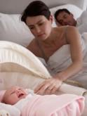 The baby will wake up