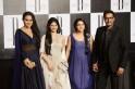 Ajay Devgn, Kajol, Sonakshi, Tanisha