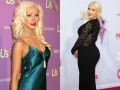 From Fit to Fat: Christina Aguilera's Sudden Transformation