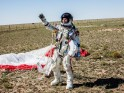 Felix Baumgartner completes Red Bull Stratos Mission successfully