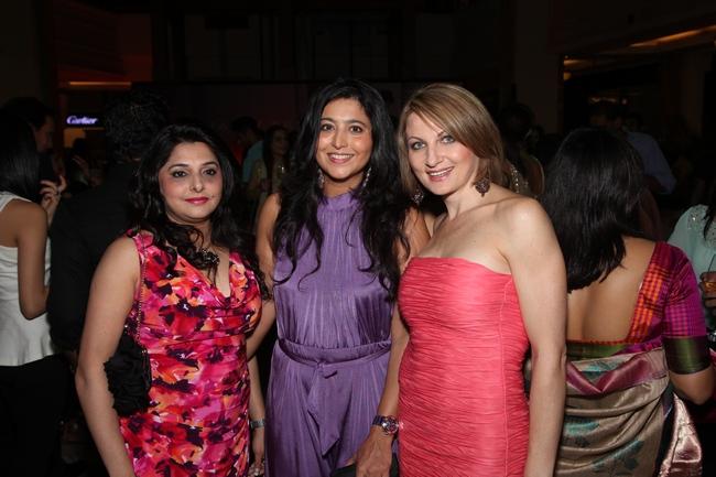 Alka Bali, Sheena Sharma, Vesna Jacob