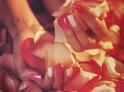 Revitalising manicure