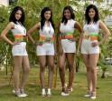 Speed Divas Rule Beyond F1 Track