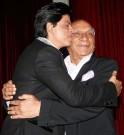 Yash Chopra and SRK