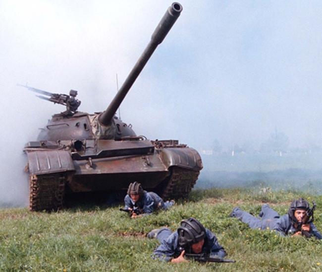 T-54/55 Tanks