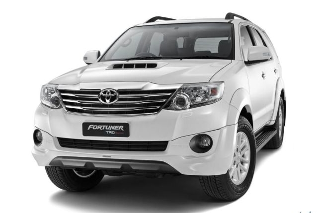 Limited edition Toyota Fortuner gets front and rear bumper spoilers, a rear spoiler and TRD Sportivo moniker, and is available in the 4X2 manual and automatic variants, priced at Rs 21,75,513 and Rs 22,60,000 respectively.