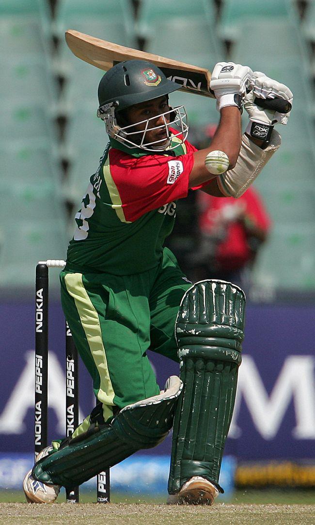 Bangladesh beating WI