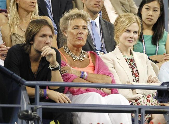 Actress Kidman and husband Urban