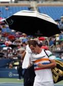 Rain derails US Open
