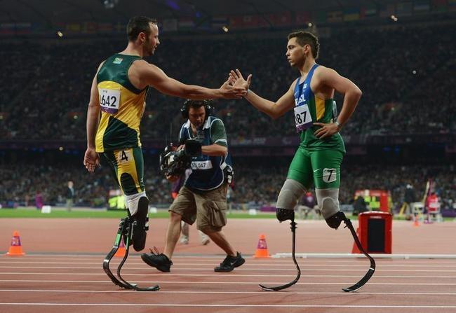 The Oscar Pistorius fiasco