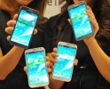 Samsung launches Galaxy Note 2