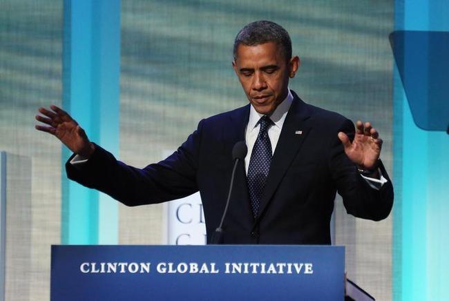 U. S Prez Barack Obama