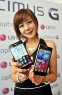 LG launches Optimus G to take on Apple iPhone 5