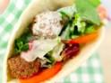 Falafel Veg Hummus
