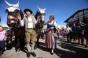 Sport stars celebrate Oktoberfest