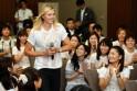 Maria Sharapova in Tokyo
