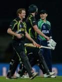 Australia beat Ireland by 7 wickets