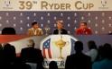 Pre Ryder Cup photo op