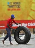 Rain spoils T20 party