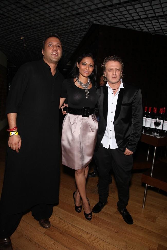 Varun Bahl, Kalyani Chawla and Rohit Bal