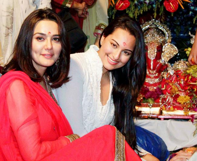 Preity Sonakshi